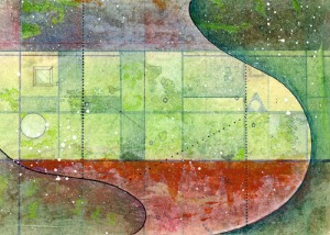 mixed media artwork by John Otter