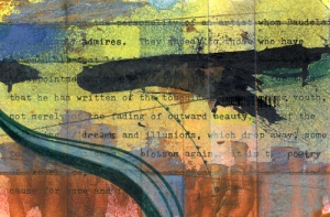 mixed media artwork by John Otter