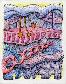 John Otter art
